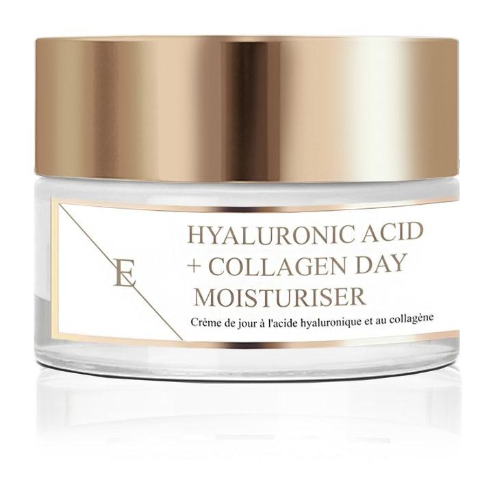 Eclat Skin London Hyaluronic acid + Collagen Day Moistusriser