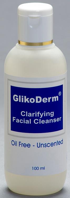 GlikoDerm Clarifying Facial Cleanser