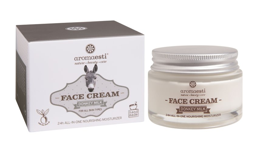 Aromaesti Donkey Milk Face Cream