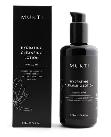 MUKTI Hydrating Cleansing Lotion