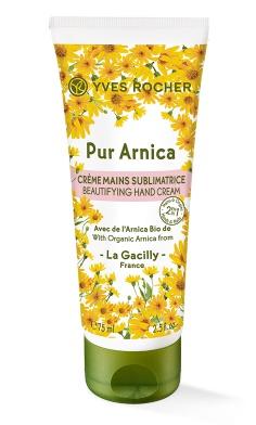 Yves Rocher Crema Pur Arnica Beautifying Hand Cream