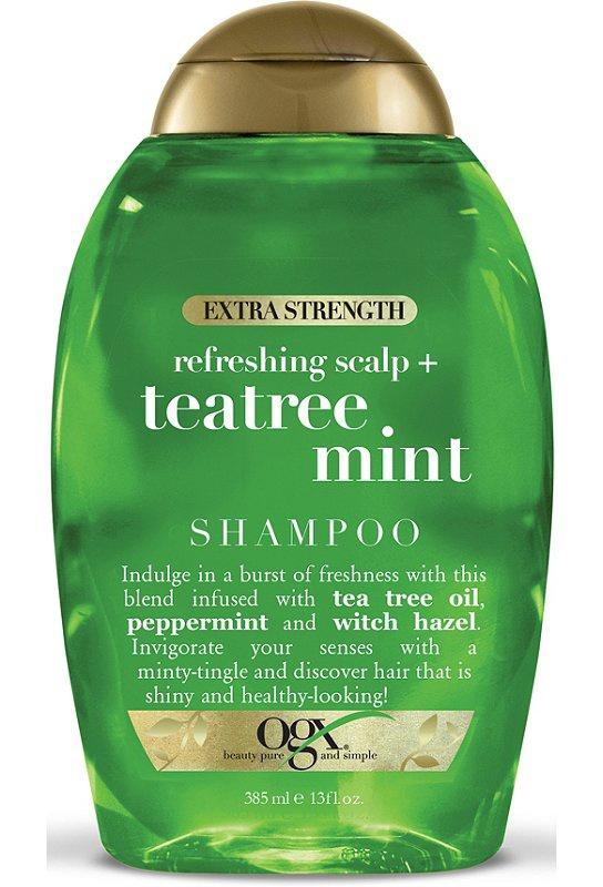 OGX Teatree Mint Extra Strength Shampoo