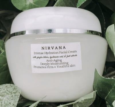 Lettia Organics Nirvana Intense Hydration Facial Cream