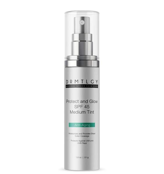 DRMTLGY Protect And Glow Spf45 Medium Tint
