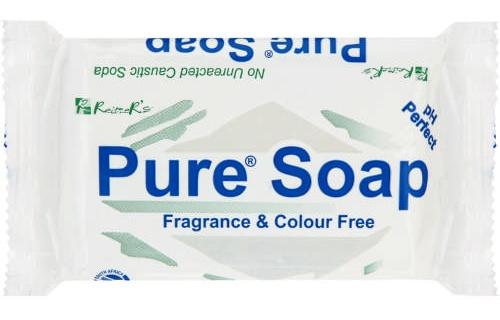 Pure Fragrance &Colour Free Glycerine Soap