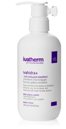 ivatherm Eau Thermale Herculane ivahidra+ cleansing gel