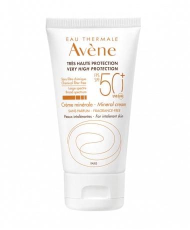 Avene Mineral Cream Spf 50+ (Canada)