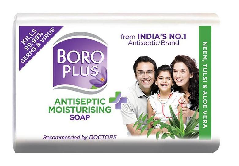 Boroplus Antiseptic + Moisturizing Soap