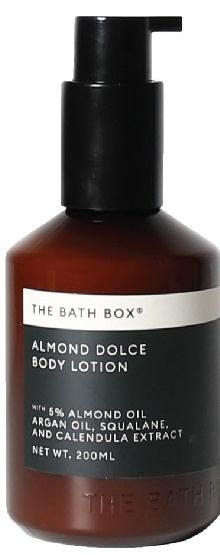 the bath box Almond Dolce Body Lotion