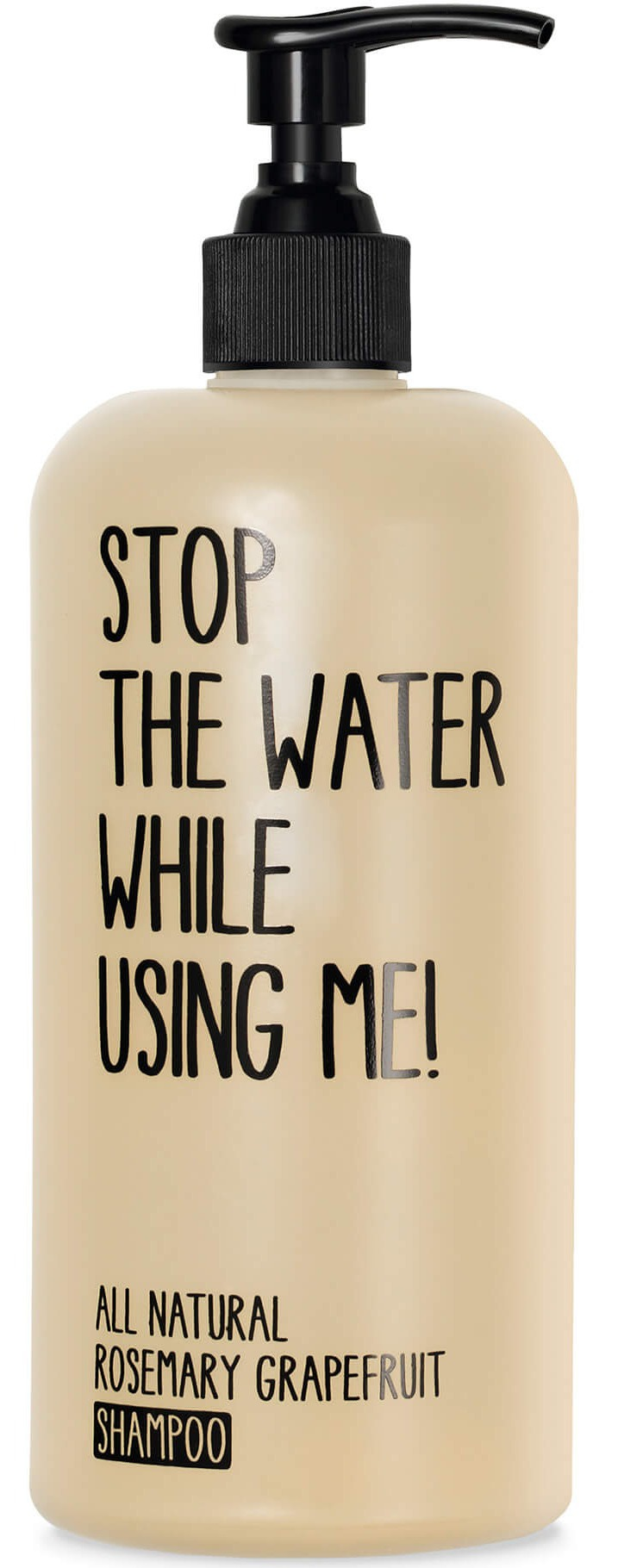 STOP THE WATER WHILE USING ME! Shampoo Rosemary Grapefruit