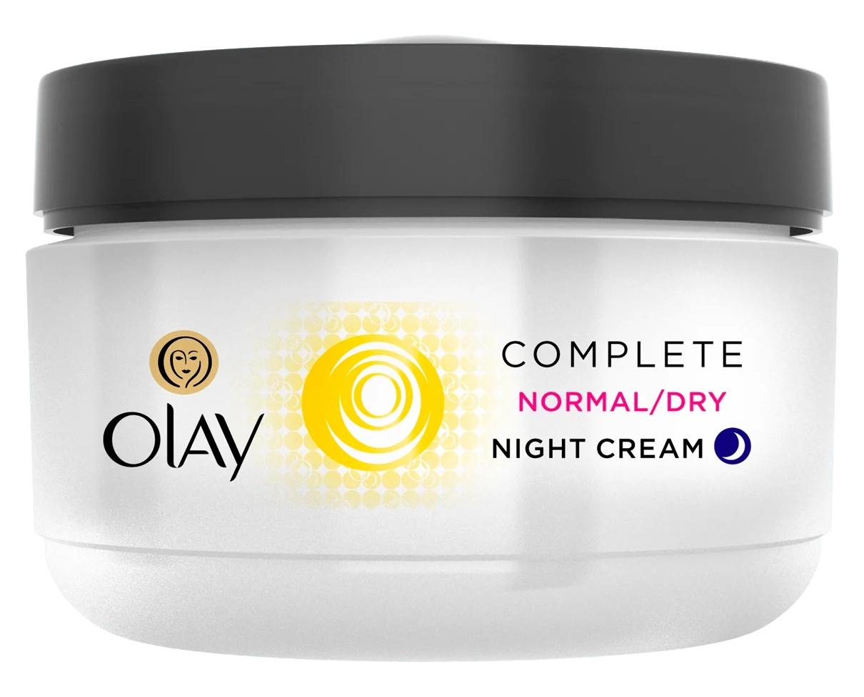 Olay Complete 3in1 Moisturiser Night Cream