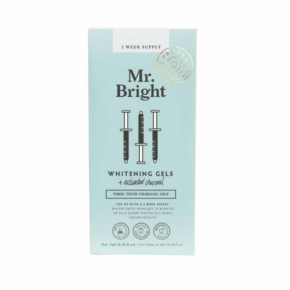 Mr. Bright Charcoal Gel Refills