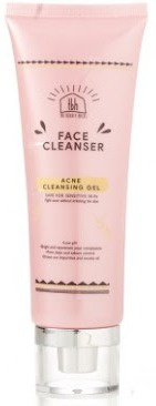 The Beauty Hacks Acne Gel Cleanser