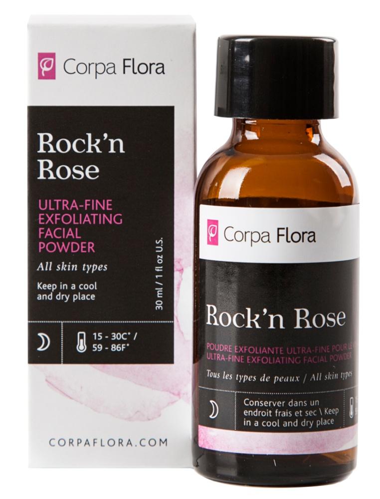 Corpa Flora Rock 'N Rose