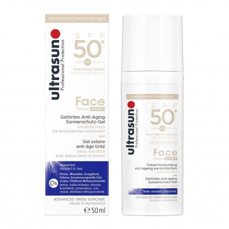 Ultrasun Face Tinted Spf50+ Ivory