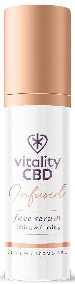 Vitality CBD Infused - Face Serum