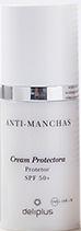 Deliplus Cream Potectora Anti-Manchas SPF 50+