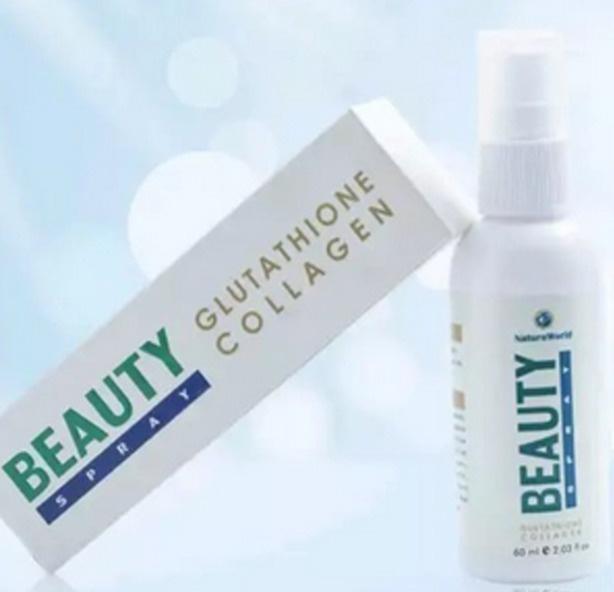 Natura world Beauty Spray Glutathione Collagen