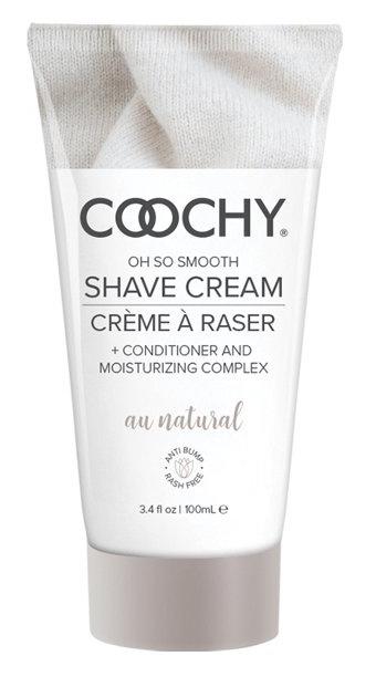 COOCHY Shave Cream Au Natural