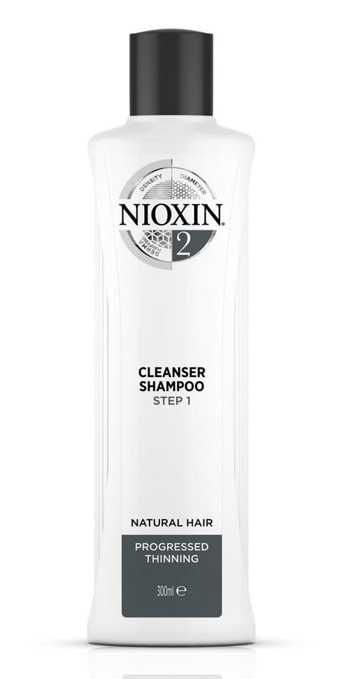 Nioxin 2 Cleanser Shampoo