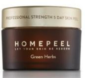 Homepeel Green Herb Skin Peel