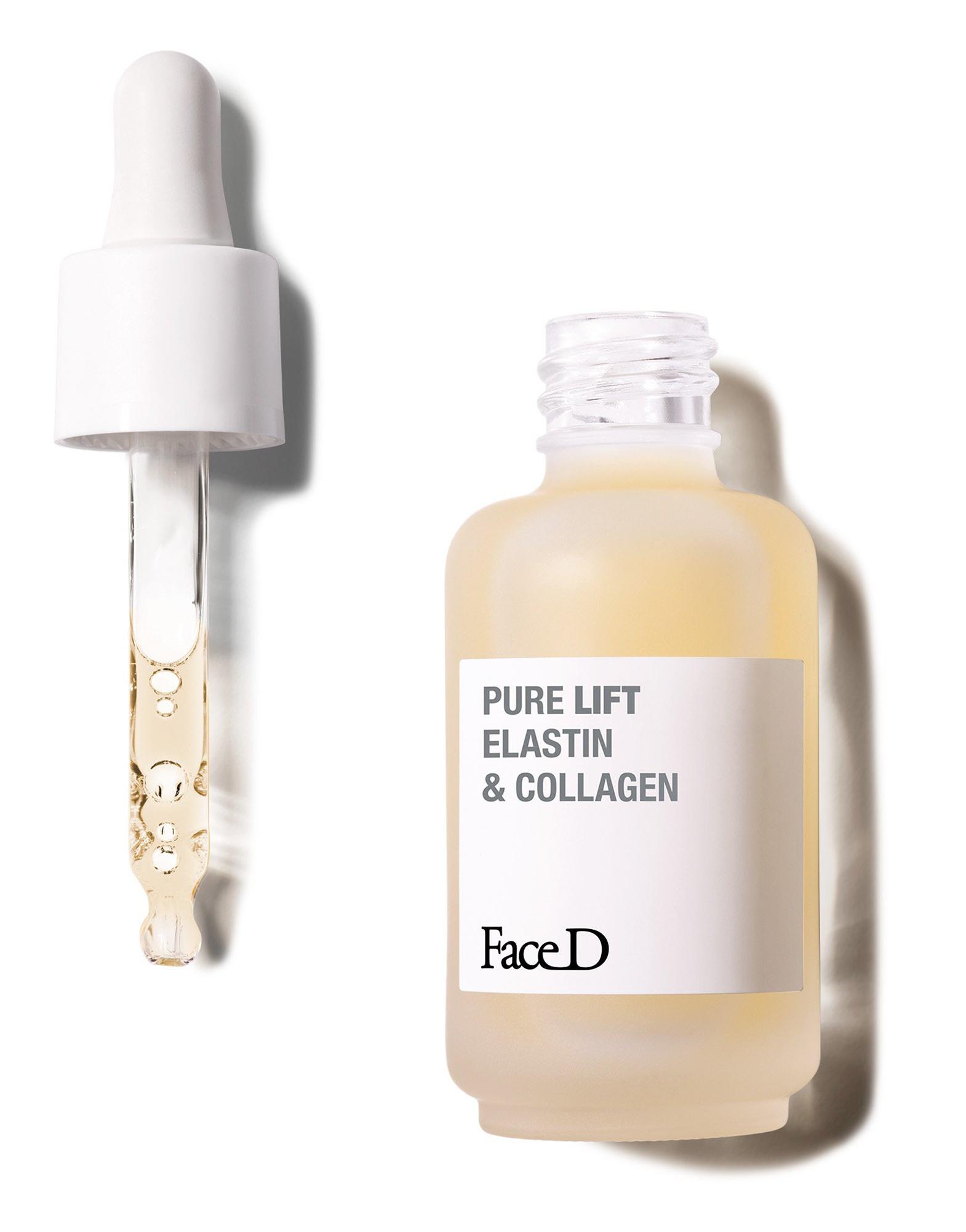 Face D Pure Lift Elastin & Collagen