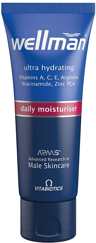 Vitabiotics Wellman Daily Moisturiser