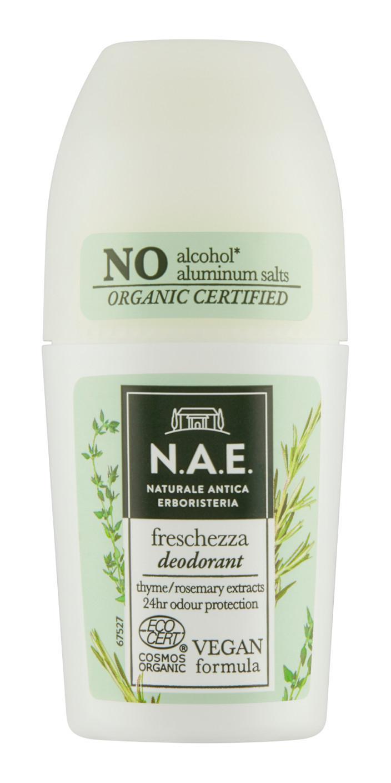 N.A.E. Freschezza Deodorant Roller