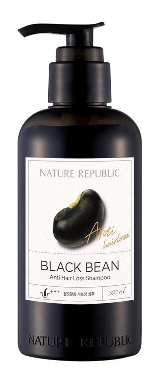 Nature Republic Black Bean Anti Hair Loss Shampoo