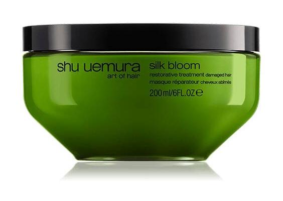 Shu Uemura Silk Bloom Hair Mask