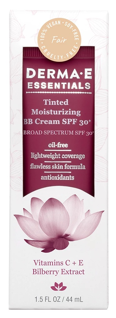 Derma E Tinted Moisturizing BB Cream With Spf 30+
