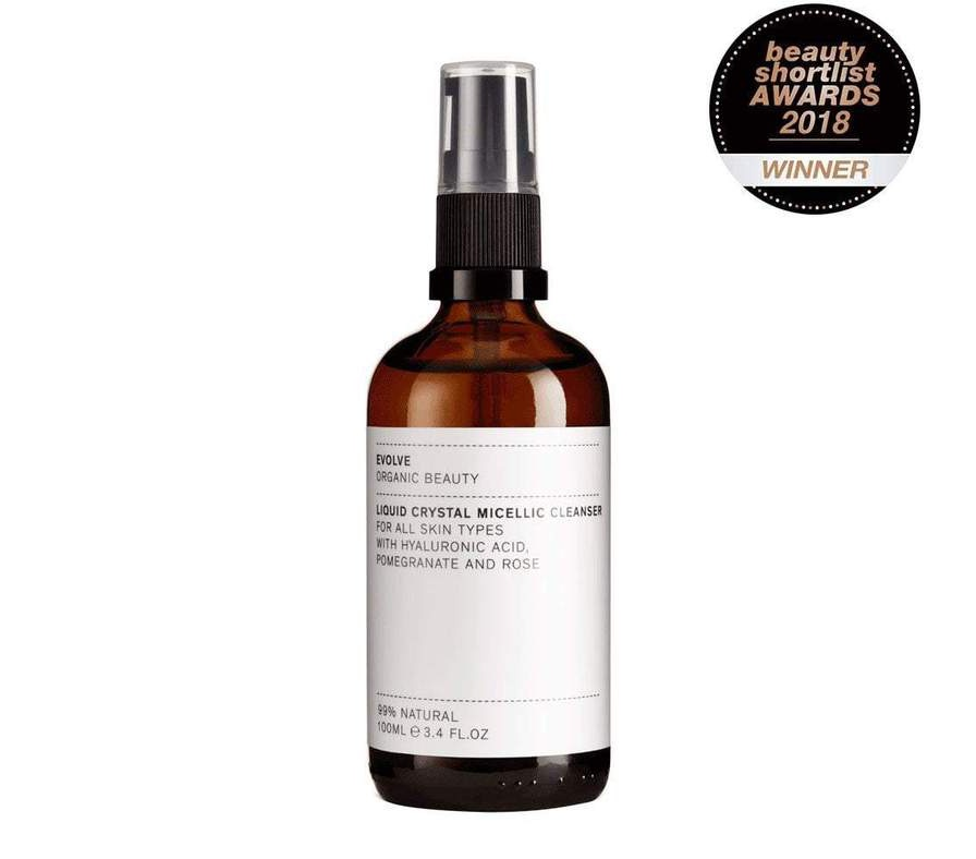Evolve Liquid Crystal 2-In-1 Micellic Cleanser