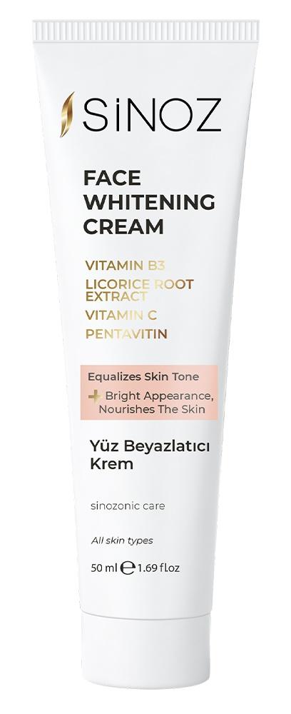 Sinoz Face Whitening Cream