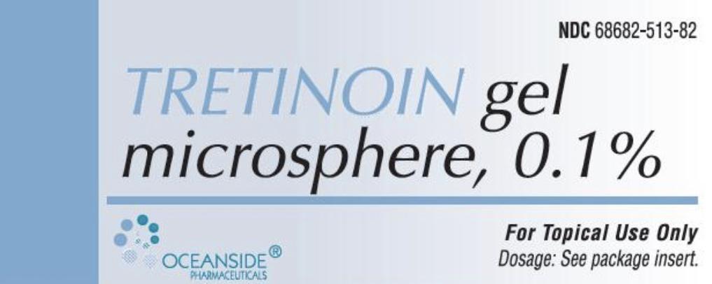 Oceanside Pharmaceuticals Tretinoin Gel Microsphere, 0.1%