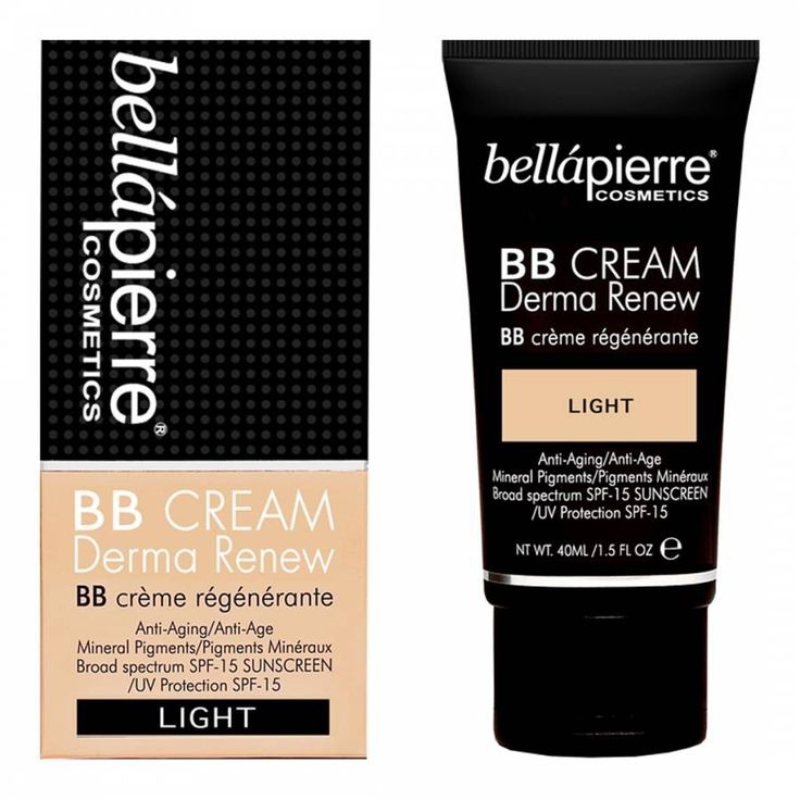 Bellapierre Derma Renew BB Cream