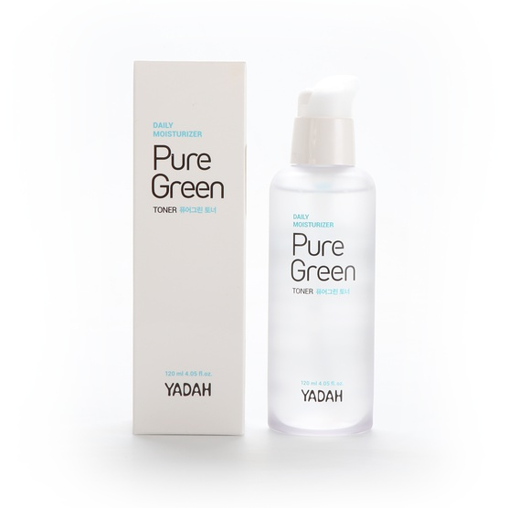 Yadah  Pure Green Toner