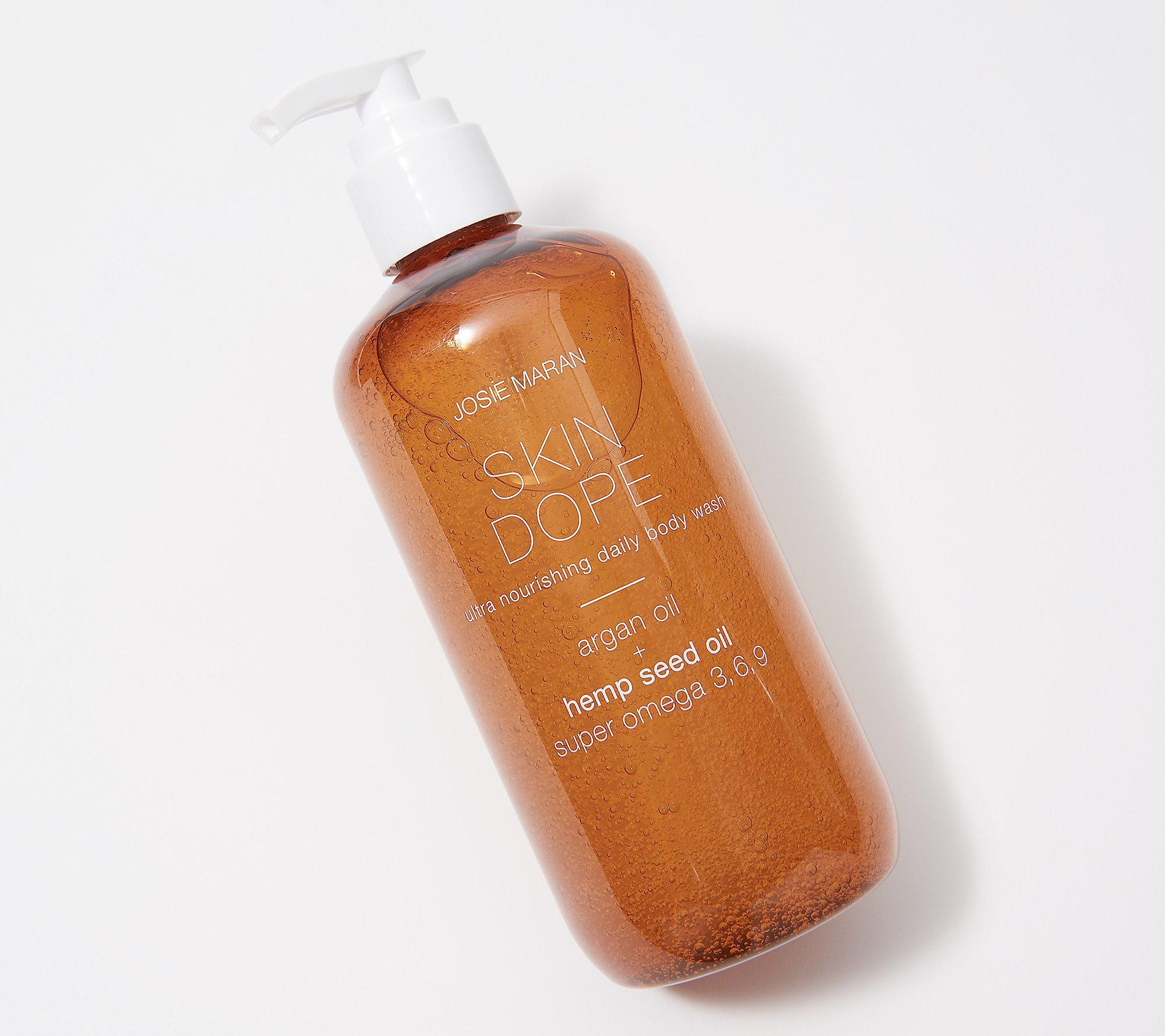 Josie Maran Skin Dope Hemp & Argan Hand & Body Wash
