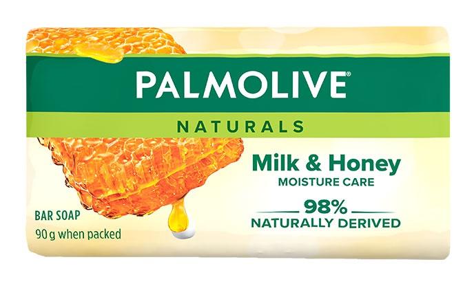 Palmolive Naturals Milk & Honey Moisture Care Bar Soap