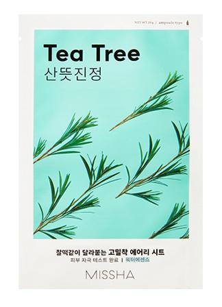 Missha Airy Fit Sheet Mask (Tea Tree)