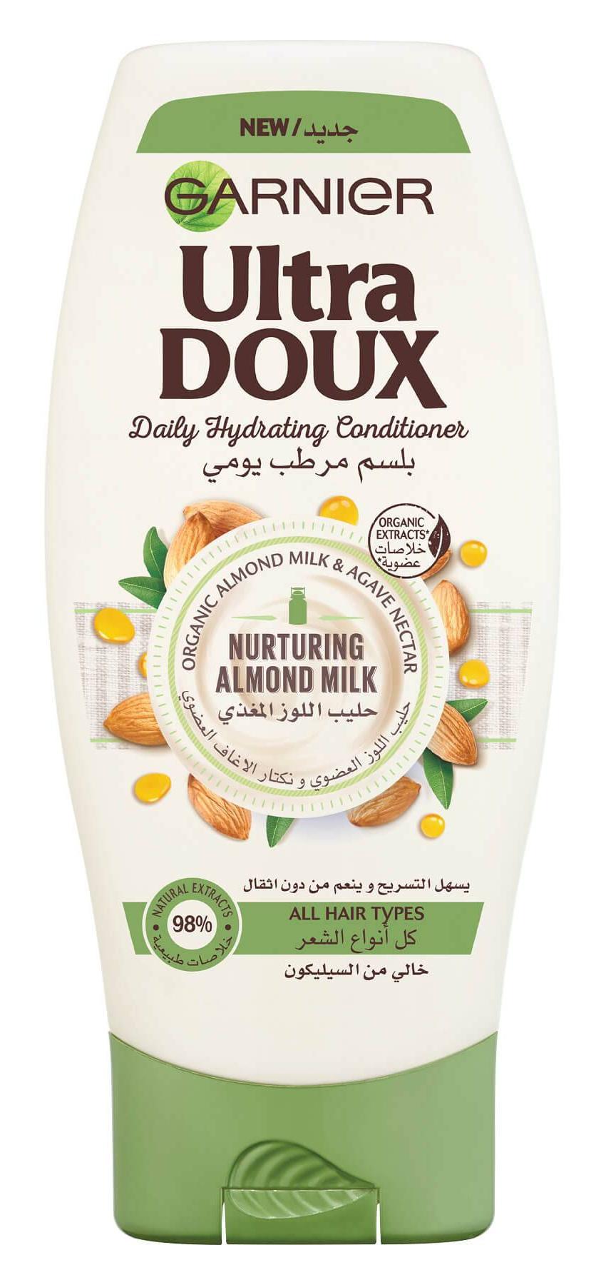 Garnier ultra doux Almond Milk Hydrating Conditioner