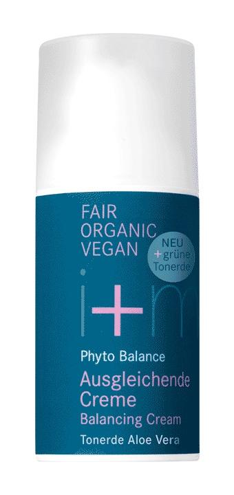 i + m naturkosmetik berlin Phyto Balance Ausgleichende Creme