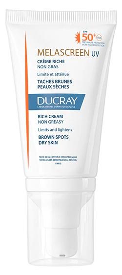 Ducray Melascreen UV Rich Cream Spf50+