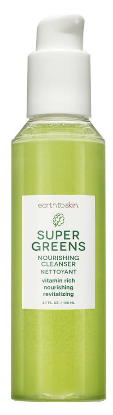 Earth To Skin Super Greens Nourshing Face Cleanser