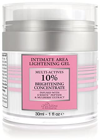 Divine Derriere Intimate Lightening Gel For Bikini & Sensitive Areas