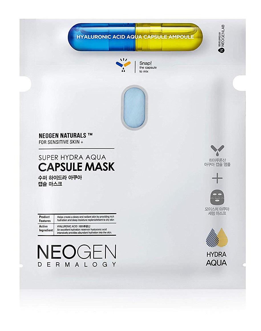 Neogen Super Hydra Aqua Capsule Mask