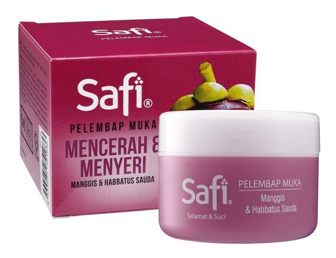 Safi Naturals Facial Moisturiser with Mangosteen and Habbatus Sauda extract