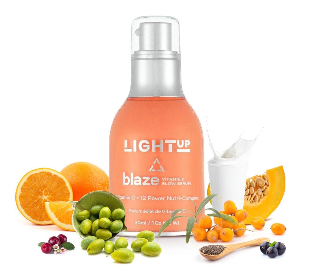 Light Up Beauty Light Up Blaze Serum