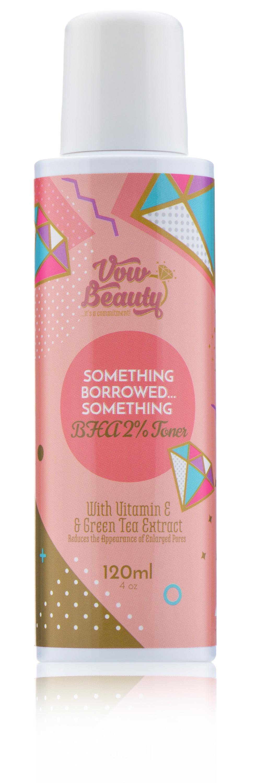 Vow Beauty Something Borrowed...Something Bha 2% Toner