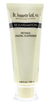 Dr. Jeannette Graf, M.D. Retinol Facial Cleanser
