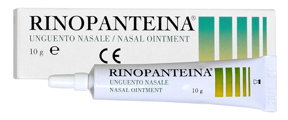Rinopanteina Nasal Ointment